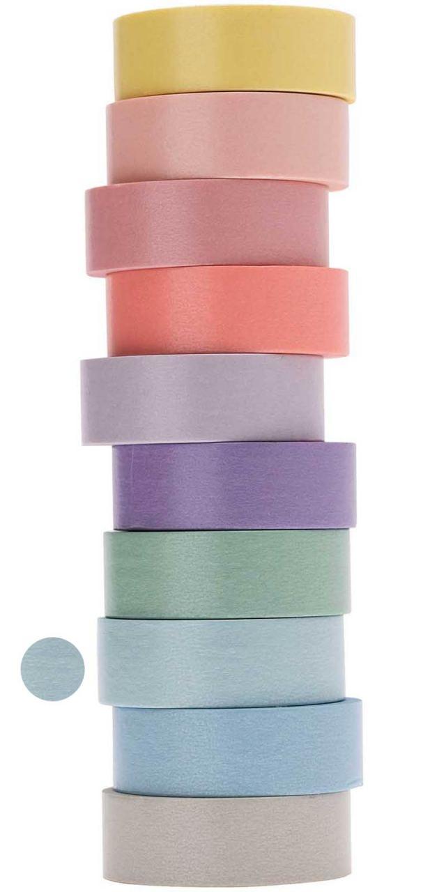 Tape Pastell-Hellblau