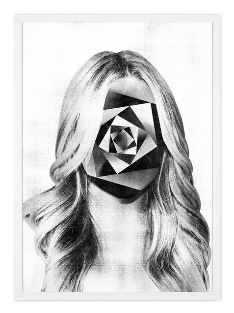 Girl Poster (50 x 70 cm)