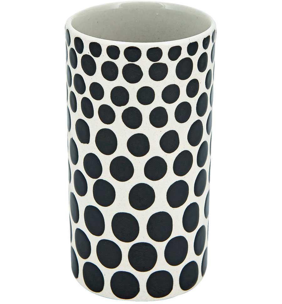 Vase Dots Keramik #1