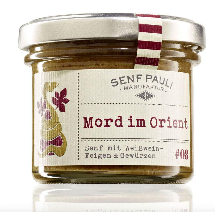 Senf Pauli - Mord im Orientexpress