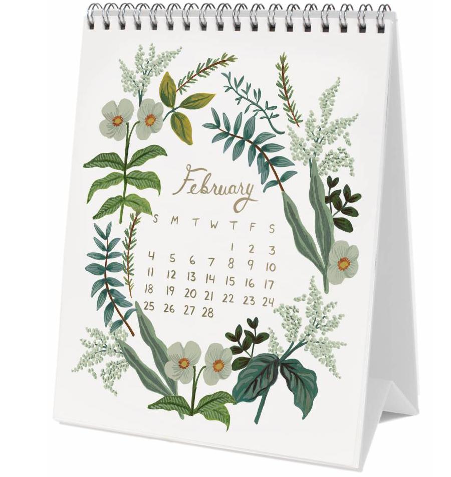 Herb Garden 2018 Kalender