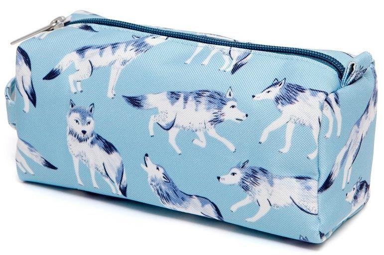 Pencil Case Wolves