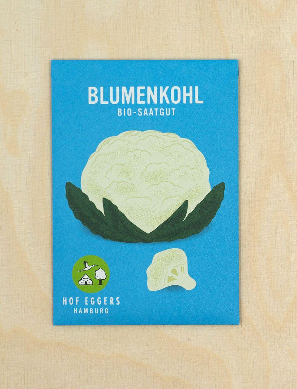 Blumenkohl Daniel, Bio-Saatgut
