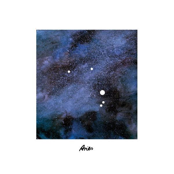 Aries / Widder Kette