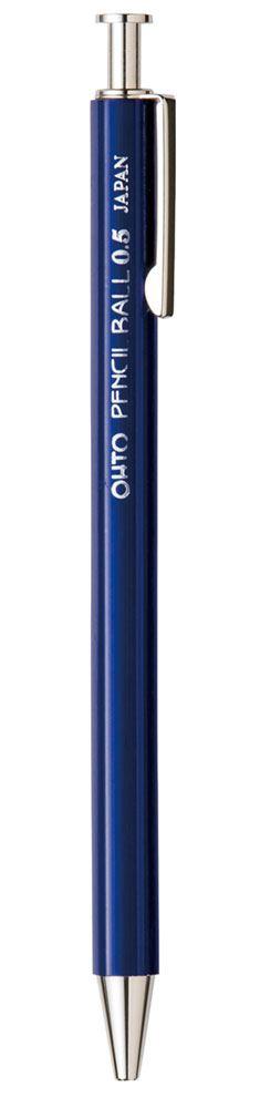 Pencil Ball Blue