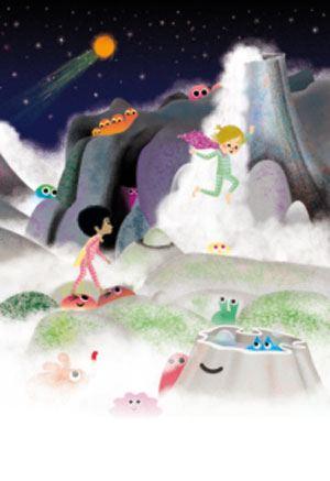 Kalle und Elsa - lieben die Nacht