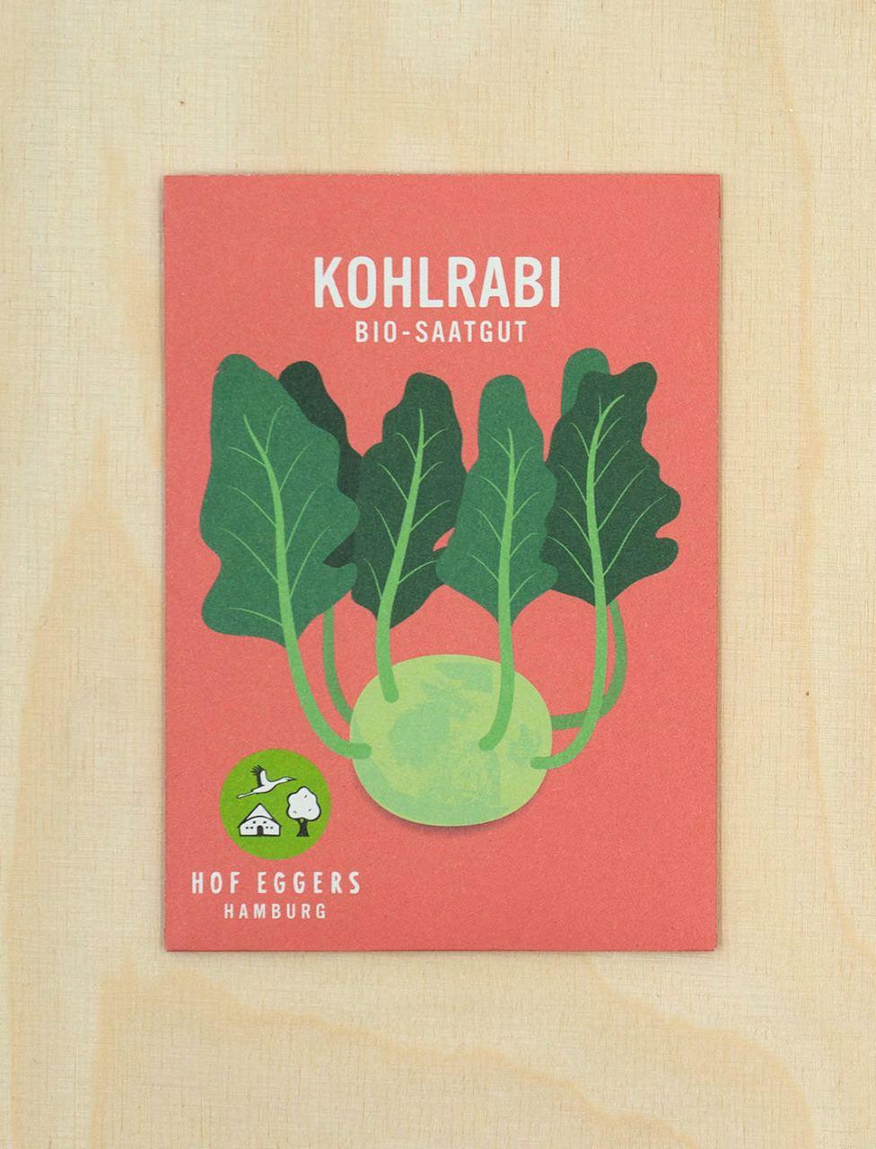 Kohlrabi Rasko, Bio-Saatgut