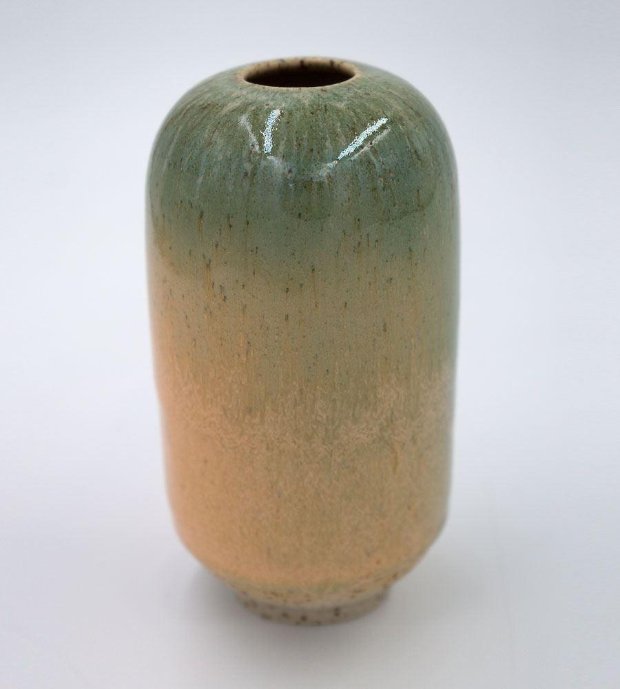 Mini Yuki Vase Olive Rose