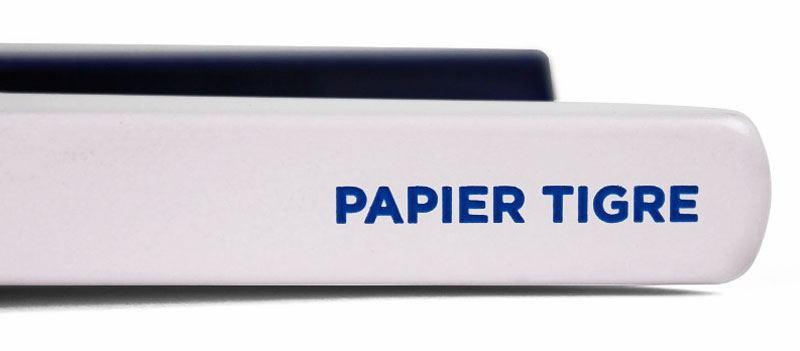 Papier Tigre Tacker Cobalt Pink