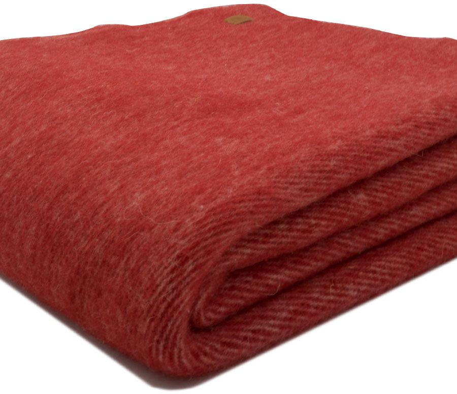Shepherd Decke Rot