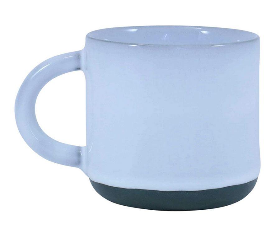 Chug Mug Classic White - Grey