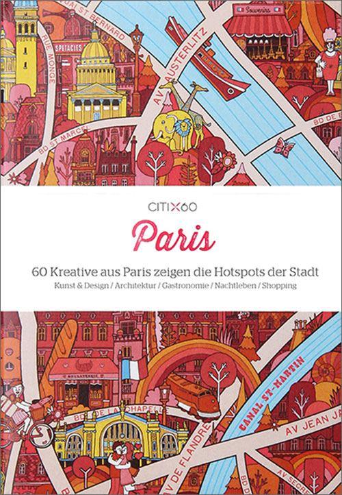 CitiX60 Paris (Deutsche Ausgabe)