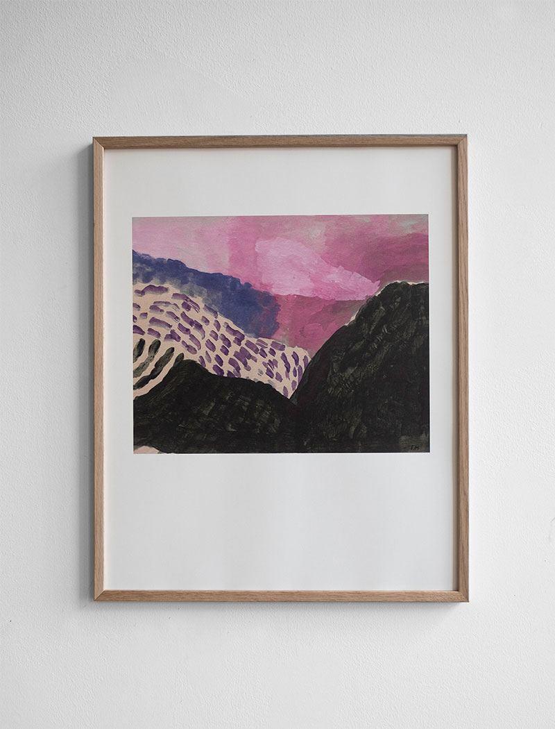 Landscape Poster (40 x 50 cm)