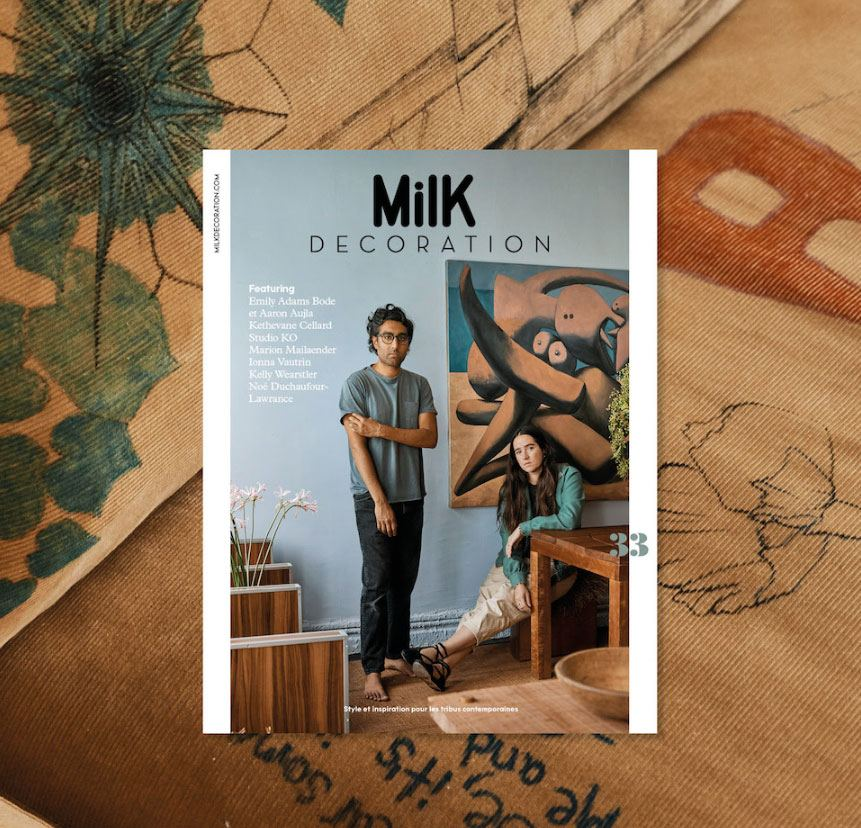 Milk Decoration No. 33