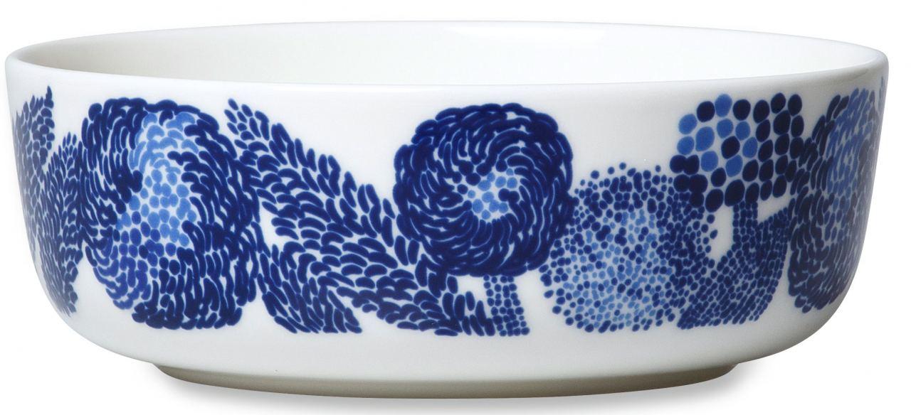 Mynsteri Bowl 4DL White Blue
