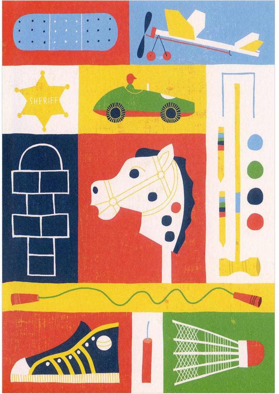 Keppihevonen Postkarte