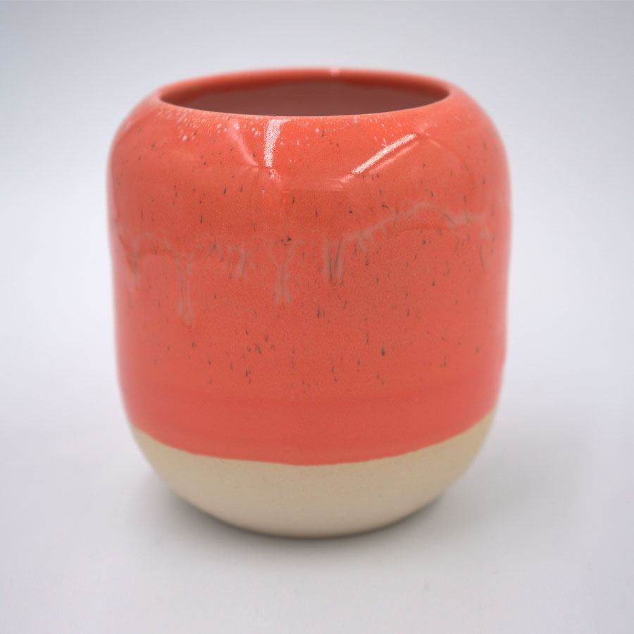 Pen Holder Pinky Coral