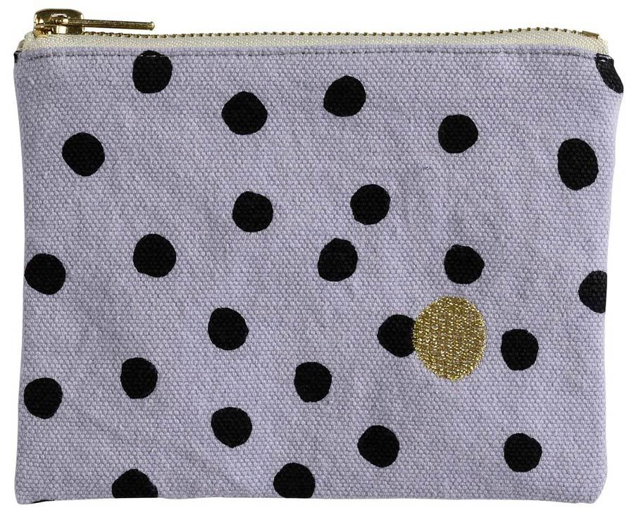 Pouch Polka Lilas S