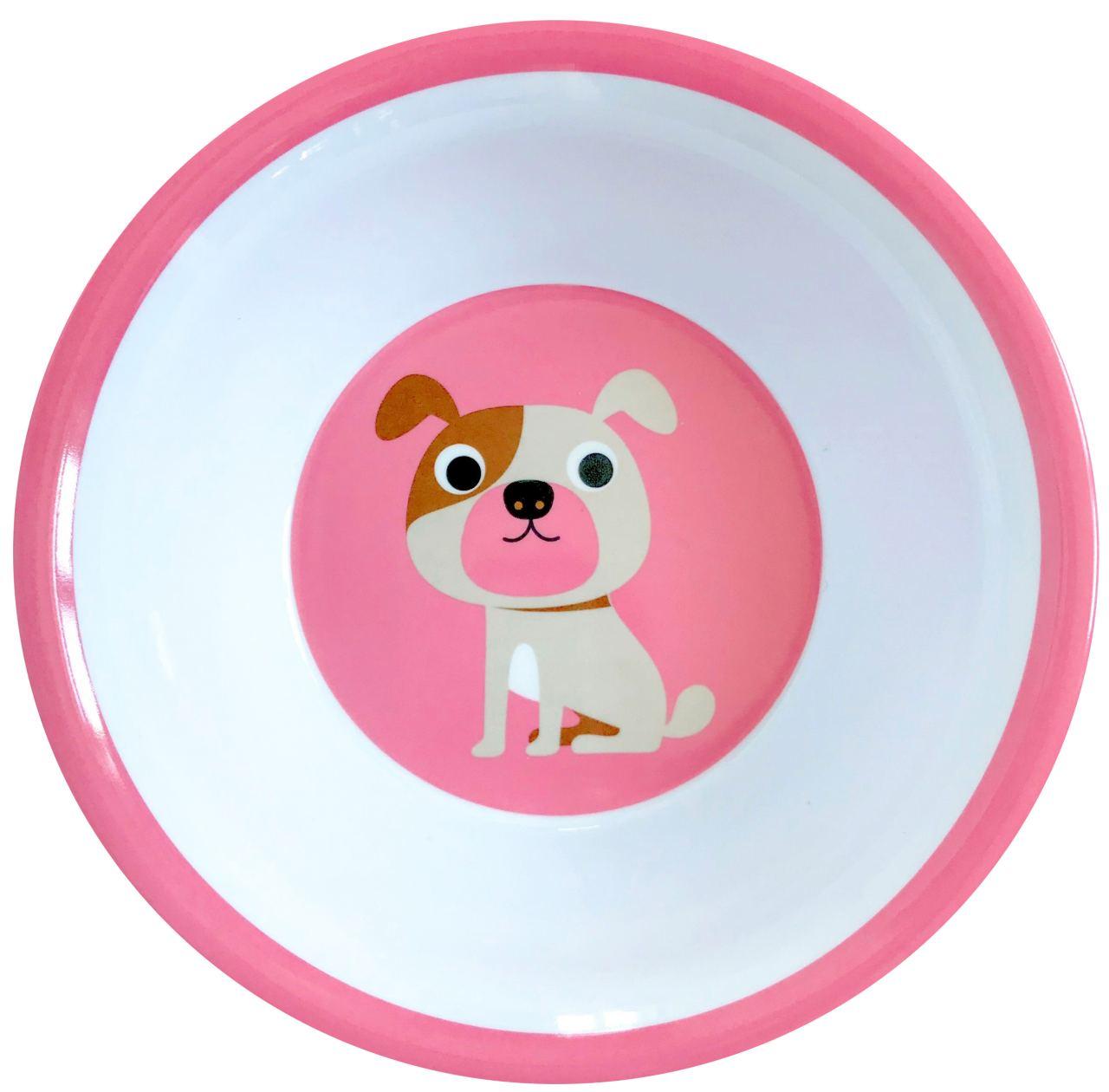 Dog Pink Schüssel