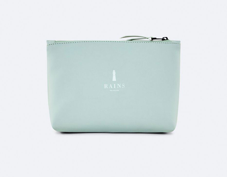 Cosmetic Bag Small Dusty Mint