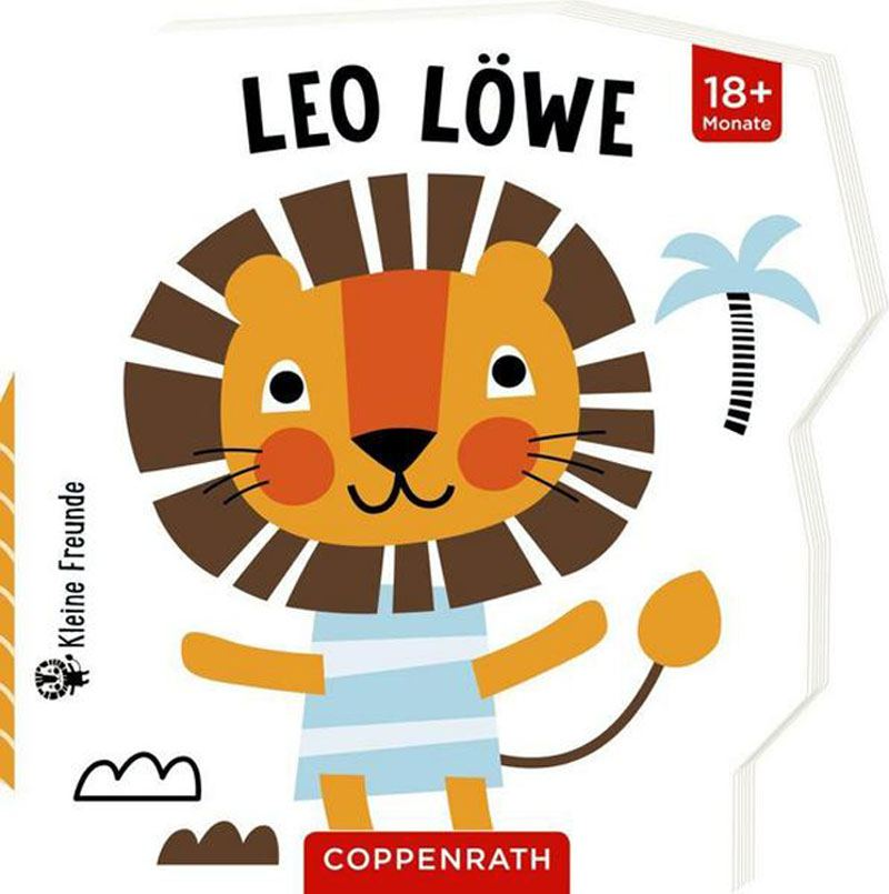 Kleine Freunde: Leo Löwe