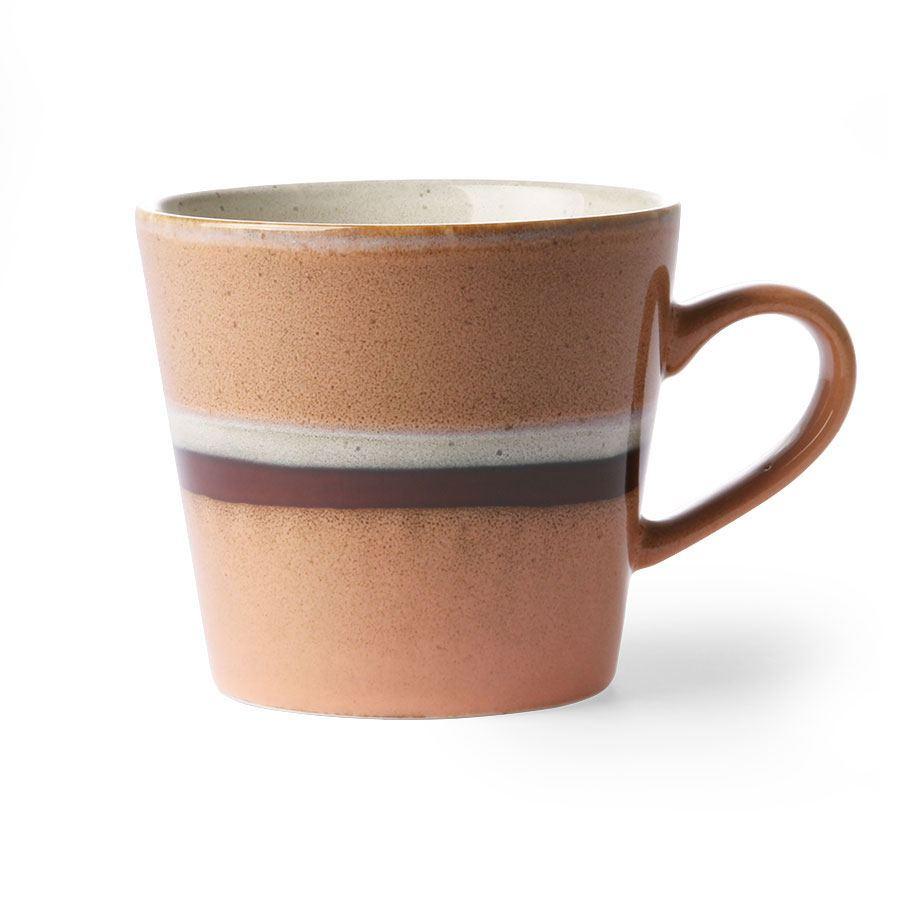 70's Cappuccino Mug Stream