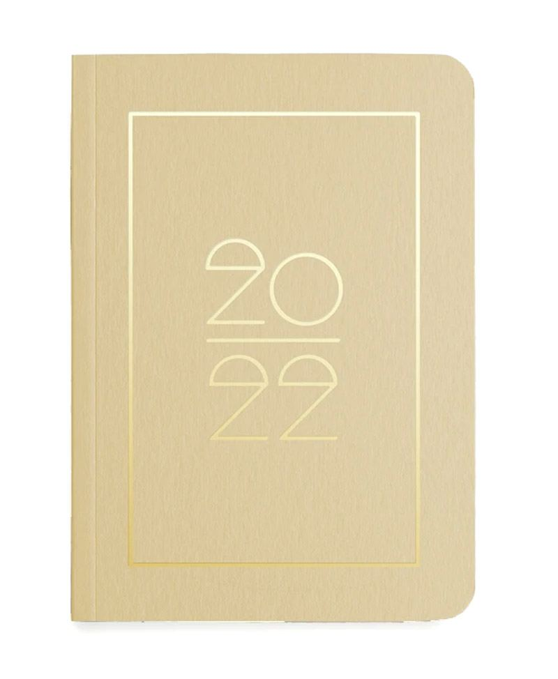 Pocket Planner 2022 Stone