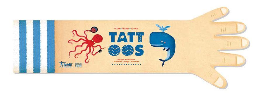 Ocean Tattoos