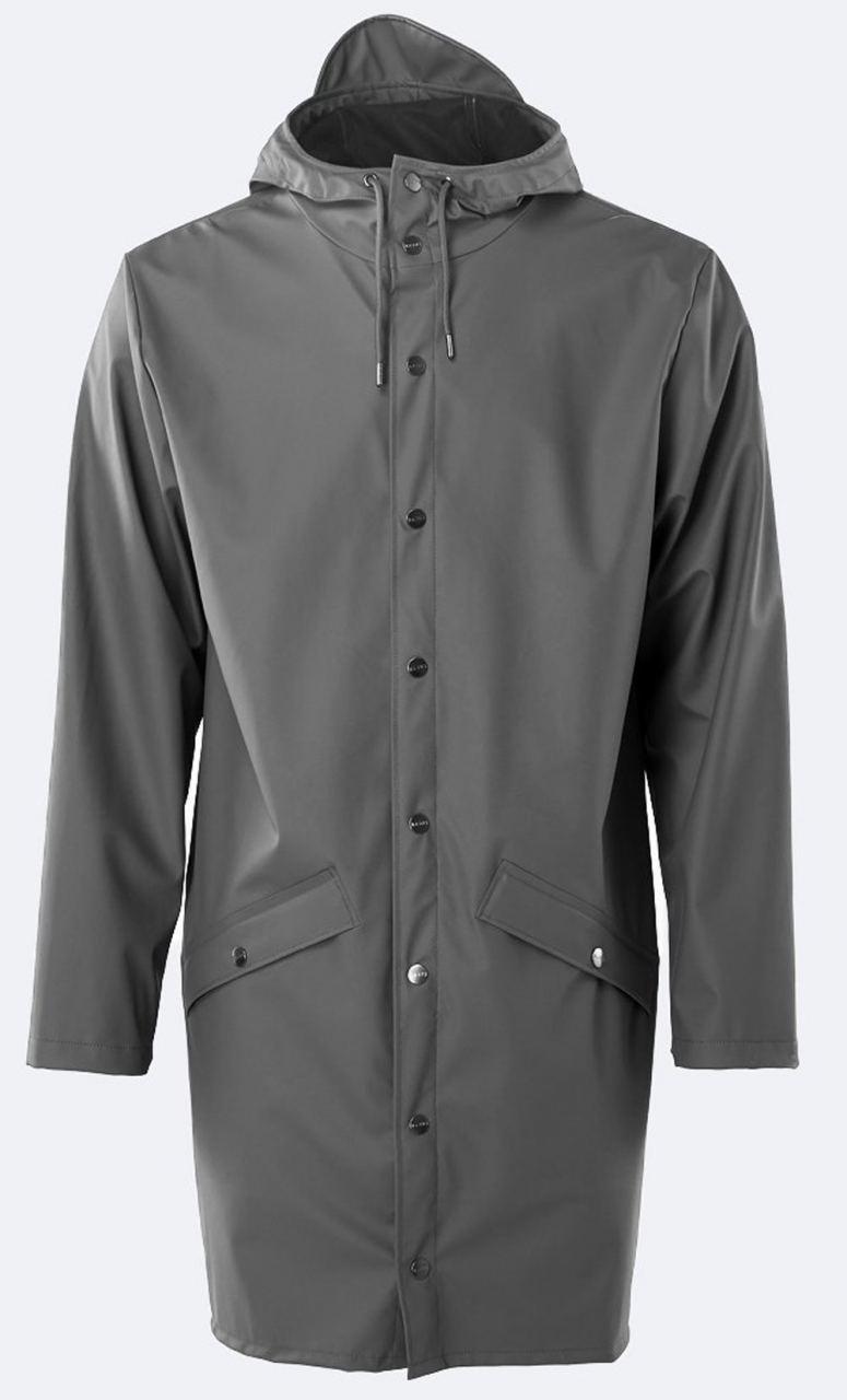 Long Jacket Charcoal