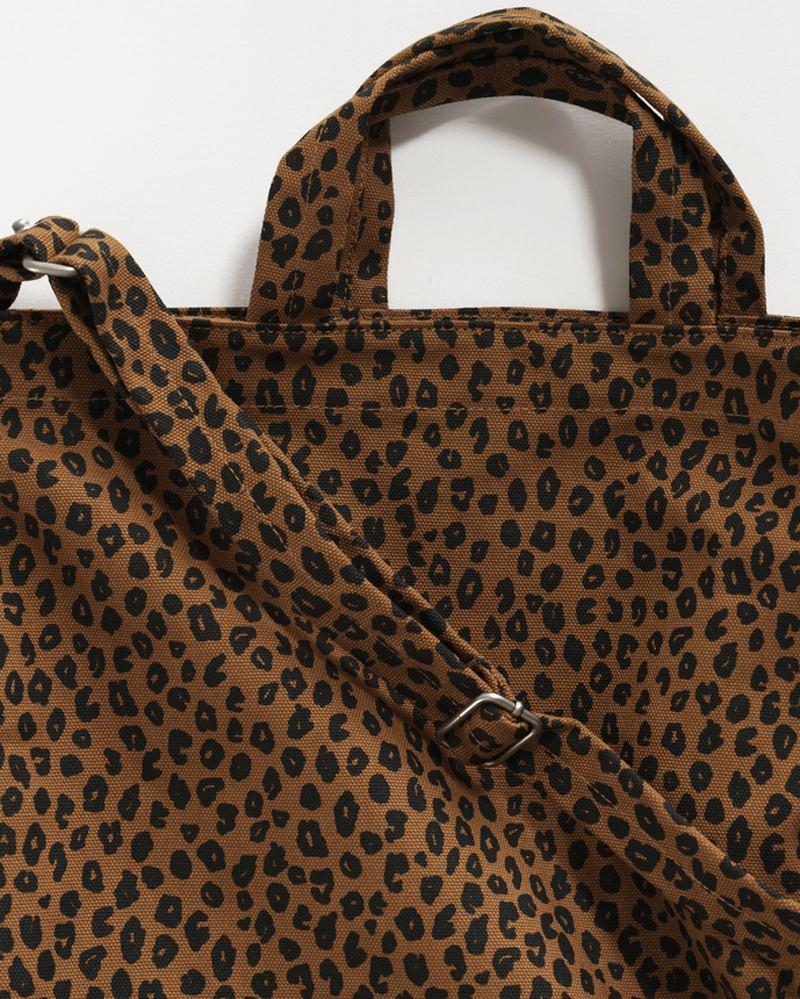 Duck Bag Nutmeg Leopard