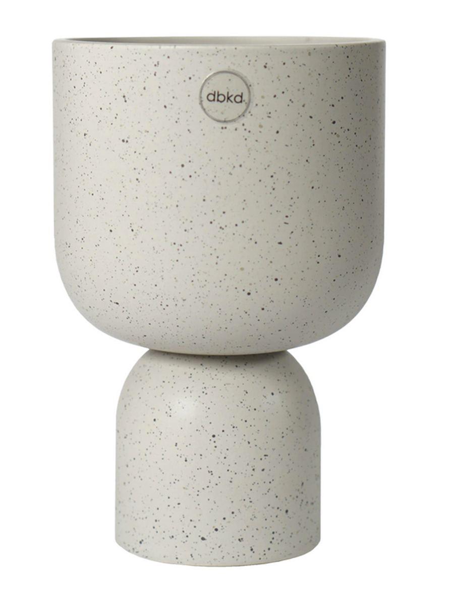 Keramikblumentopf Post Mole Dot Small