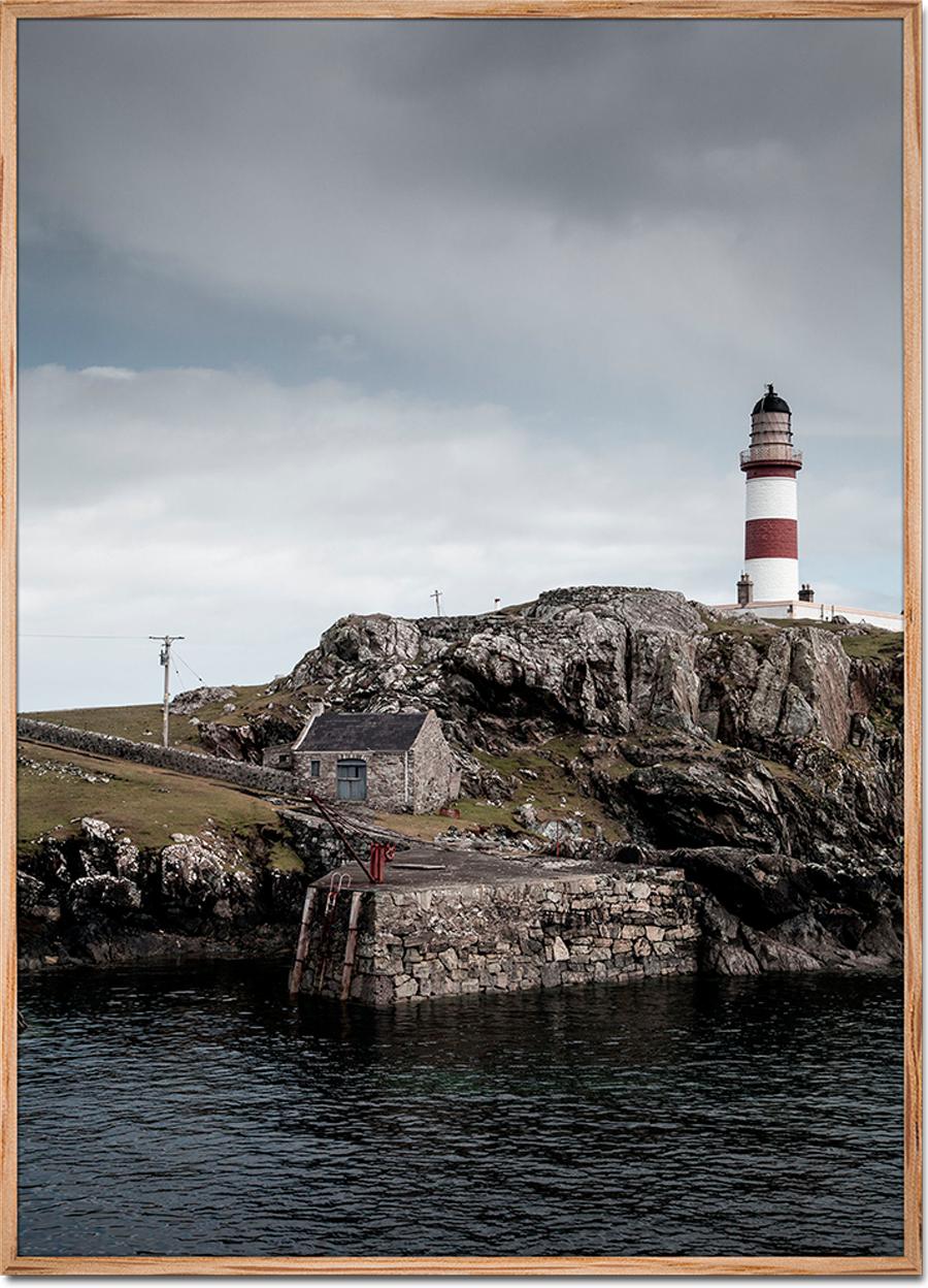 Isle of Scalpay Poster (50 x 70 cm)