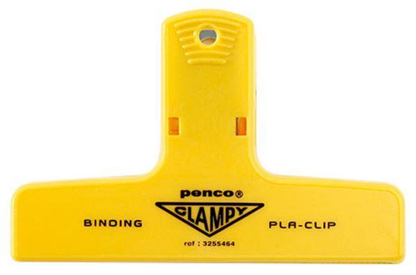 PENCO Big Clip Clampy Yellow