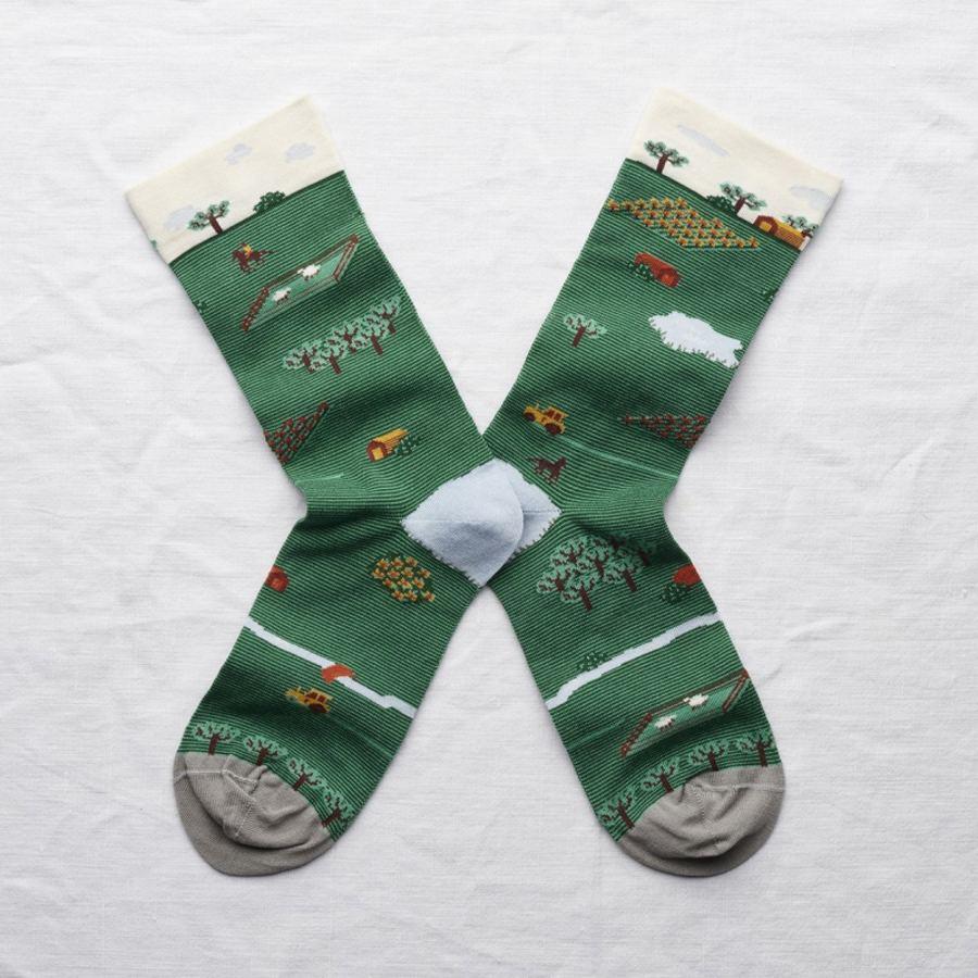 Socks Ming Tractor