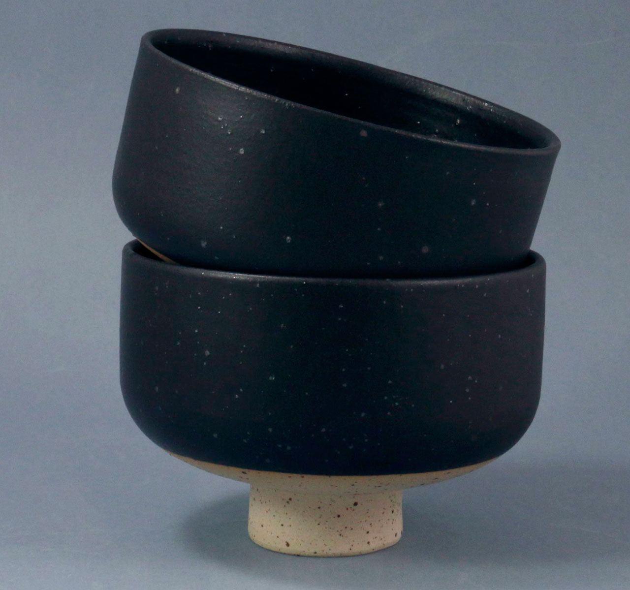 Winter Bowl Black Sheep - Matte
