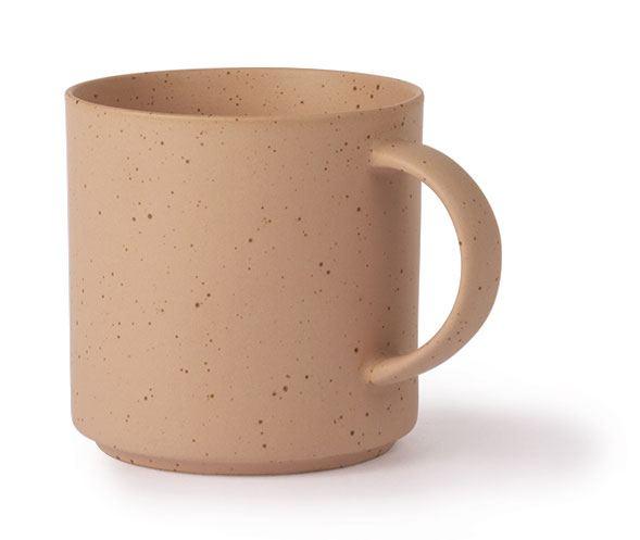 Speckled Tea Mug Nude