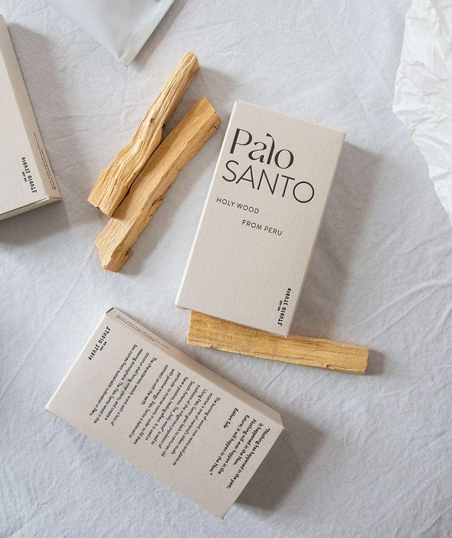 Palo Santo Räucherbox