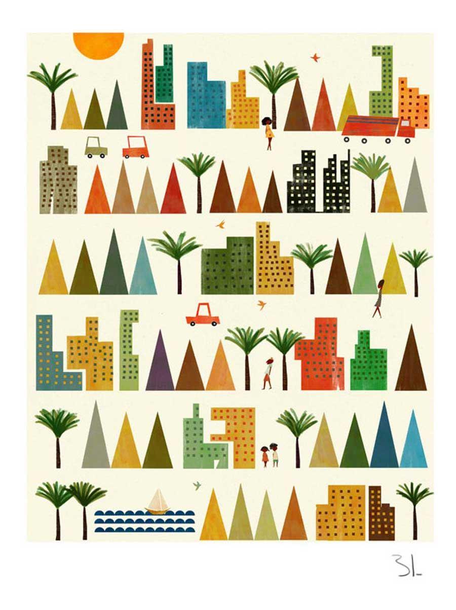 Tropicalia Print (Din A3+)