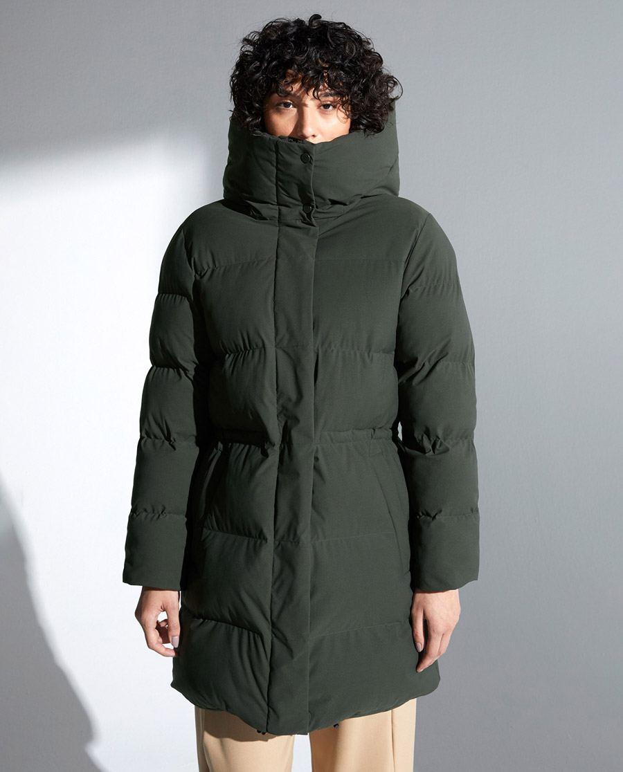 Vesper Jacke Darkest Green