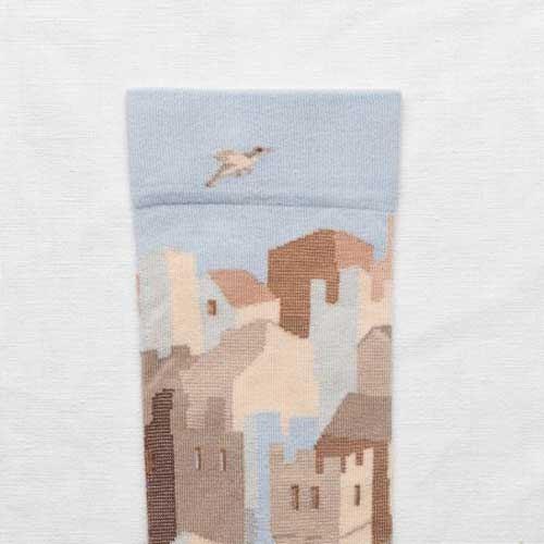 Socks Sky Castle