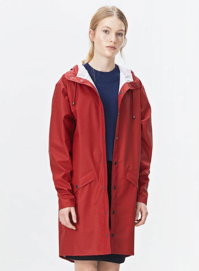 Long Jacket Scarlet