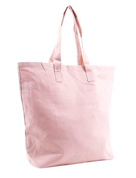 Shopper Baumwolle Soft Pink