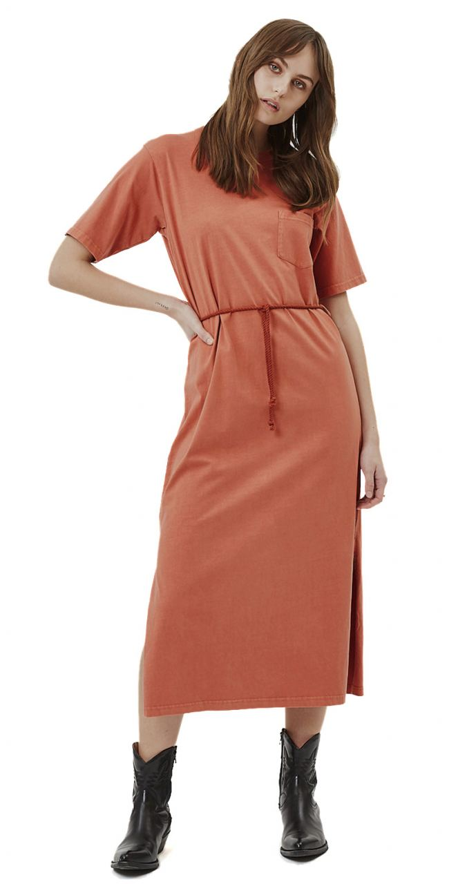 Philine Kleid Baked Clay