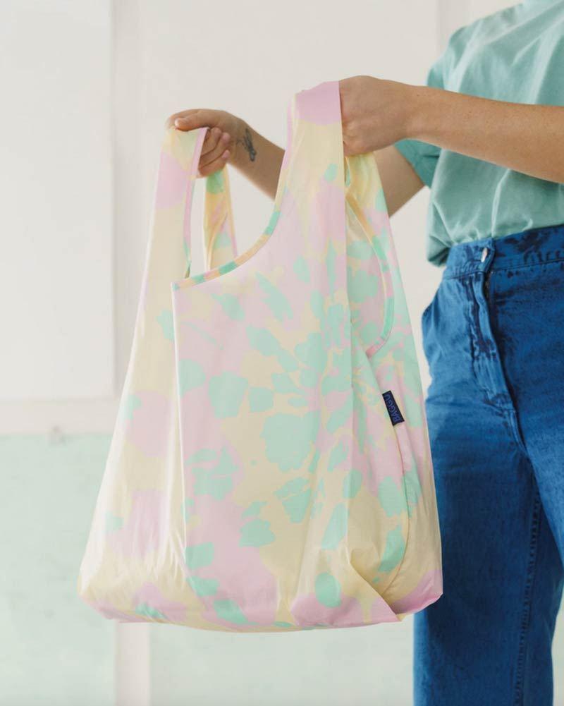 Einkaufsbeutel Tie Dye Pink