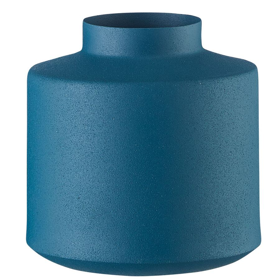 Chili Vase Petrol Blue