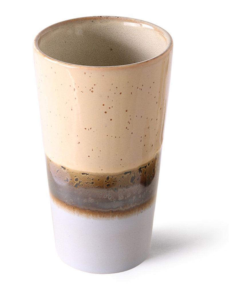 70's Latte Mug Lake