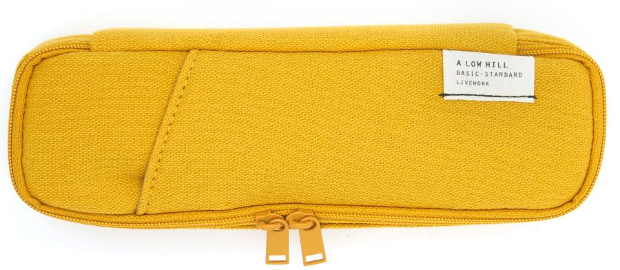 Low Hill Pencil Pouch V3 Mustard