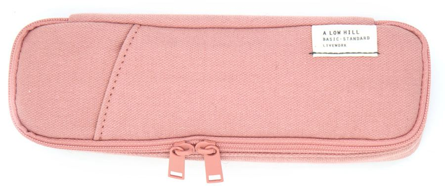 Low Hill Pencil Pouch V3 Indipink