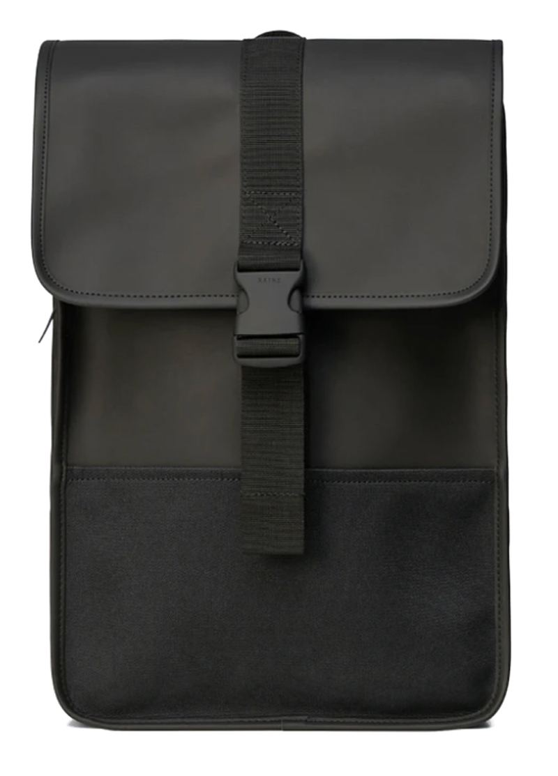 Rains Buckle Mini Backpack Black