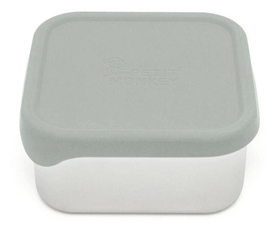Edelstahl-Lunchbox Lucy Sage Green